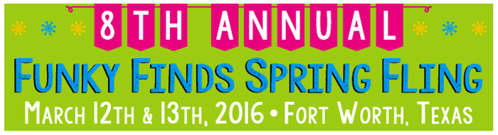 8th annual Funky Finds Spring Fling
