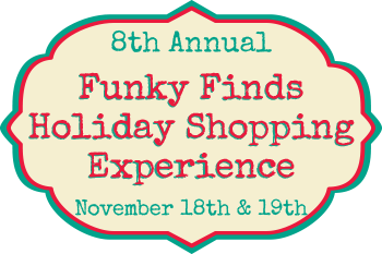 Funky Finds Holiday Shopping Experience