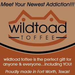 wildtoad toffee