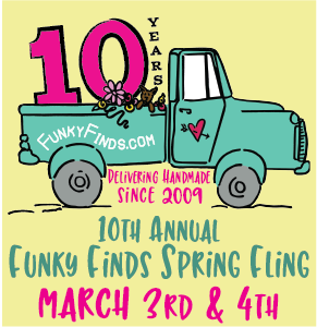 10th Annual Funky Finds Spring Fling