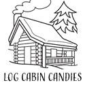 Log Cabin Candies