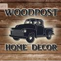 Woodpost Home Decor